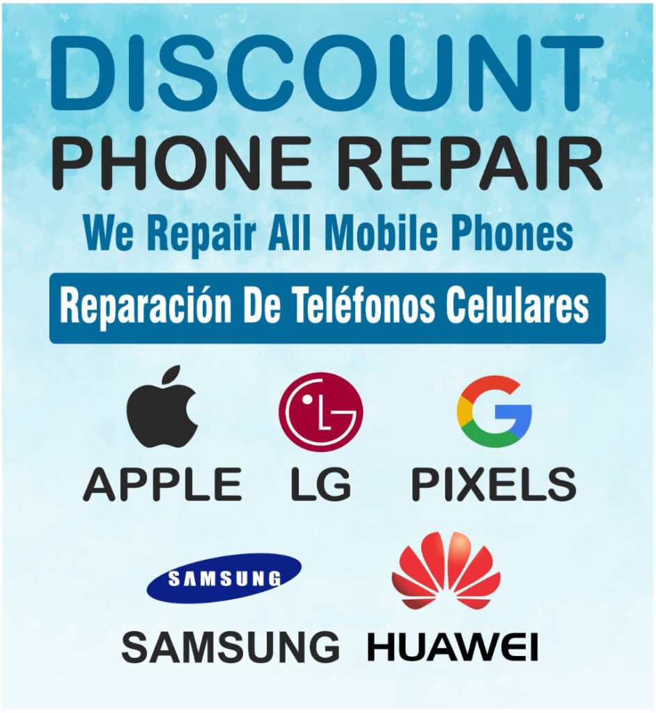 About Discount Phone Repair #1 smartphone repair specialist