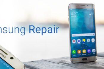 Samsung Galaxy smartphone repair service at dprfix.com